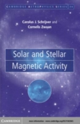 (ebook) Solar and Stellar Magnetic Activity