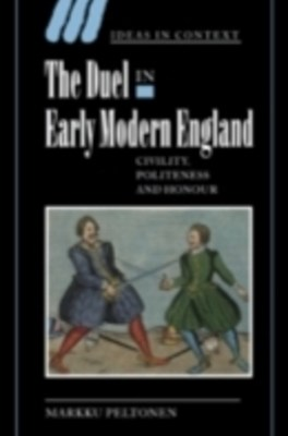 (ebook) Duel in Early Modern England