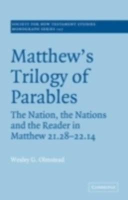 (ebook) Matthew's Trilogy of Parables