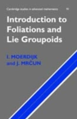 (ebook) Introduction to Foliations and Lie Groupoids