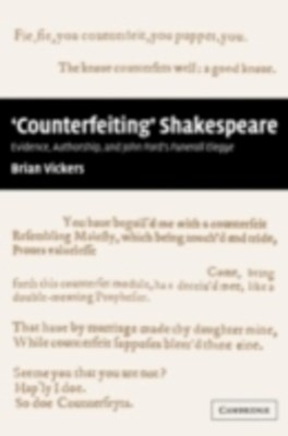 (ebook) 'Counterfeiting' Shakespeare
