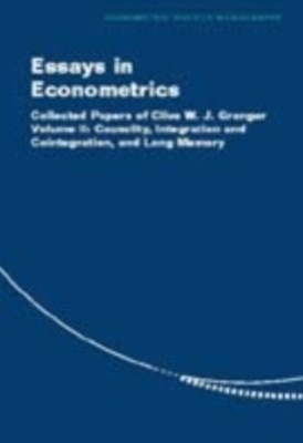 Essays in Econometrics: Volume 2, Causality, Integration and Cointegration, and Long Memory