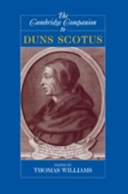 (ebook) Cambridge Companion to Duns Scotus