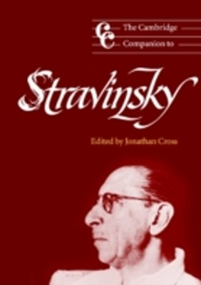 (ebook) Cambridge Companion to Stravinsky
