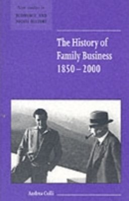 History of Family Business, 1850-2000
