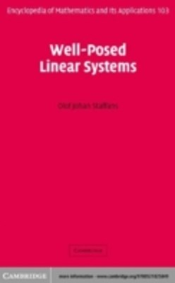 (ebook) Well-Posed Linear Systems
