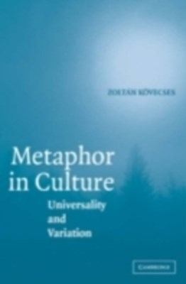 (ebook) Metaphor in Culture