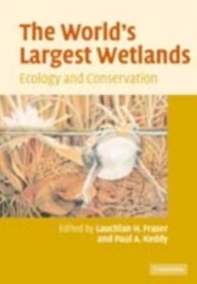 (ebook) World's Largest Wetlands