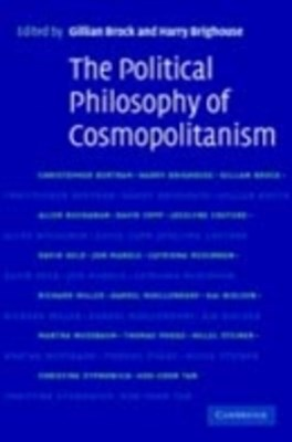 Political Philosophy of Cosmopolitanism