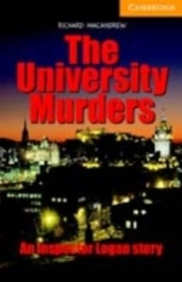 (ebook) University Murders Level 4