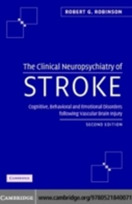Clinical Neuropsychiatry of Stroke