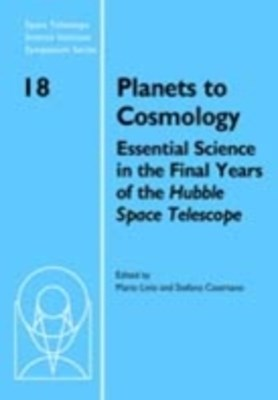 Planets to Cosmology