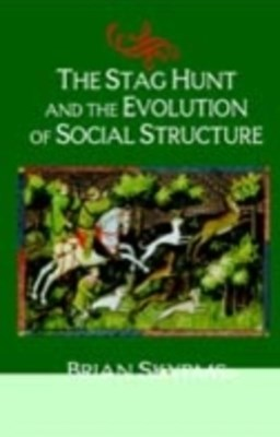 Stag Hunt and the Evolution of Social Structure