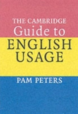 (ebook) Cambridge Guide to English Usage