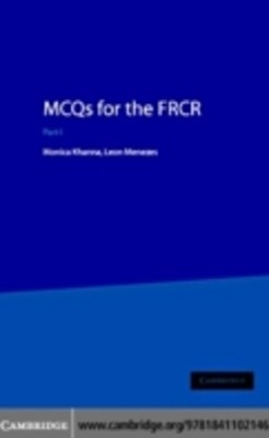 MCQs for the FRCR, Part 1