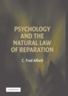 (ebook) Psychology and the Natural Law of Reparation