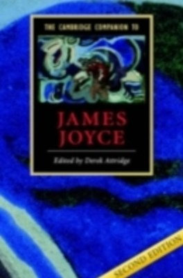 (ebook) Cambridge Companion to James Joyce