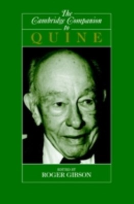 Cambridge Companion to Quine