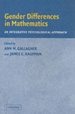 Gender Differences in Mathematics