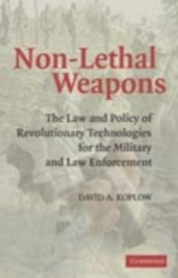 (ebook) Non-Lethal Weapons