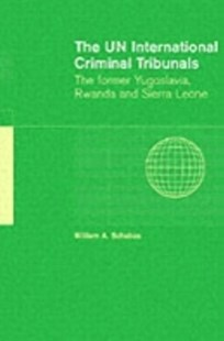 (ebook) UN International Criminal Tribunals - Politics Political Issues