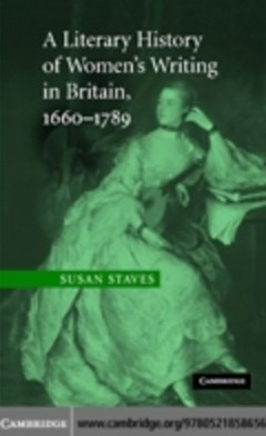 (ebook) Literary History of Women