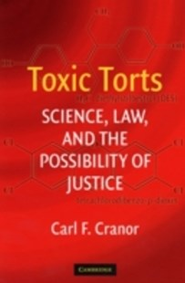 (ebook) Toxic Torts - Reference Law