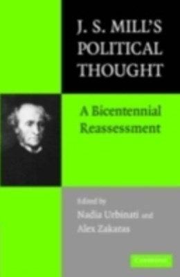 (ebook) J.S. Mill's Political Thought