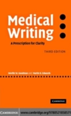 (ebook) Medical Writing