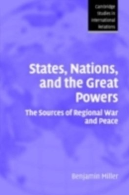 (ebook) States, Nations, and the Great Powers