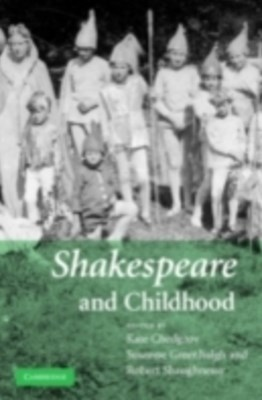 Shakespeare and Childhood