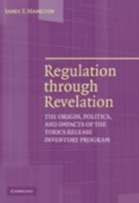 (ebook) Regulation through Revelation