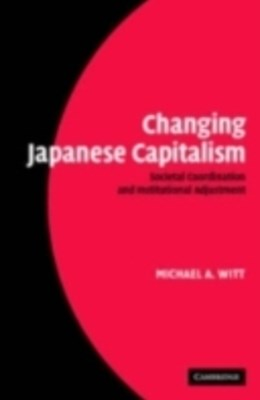 Changing Japanese Capitalism