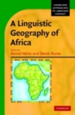 Linguistic Geography of Africa