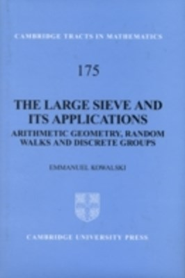 (ebook) Large Sieve and its Applications