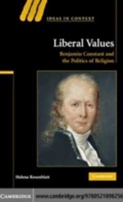 (ebook) Liberal Values