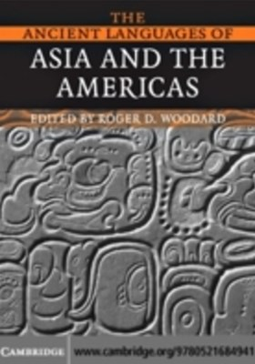 Ancient Languages of Asia and the Americas