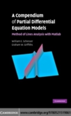 Compendium of Partial Differential Equation Models