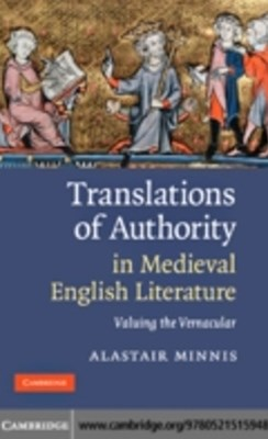 Translations of Authority in Medieval English Literature