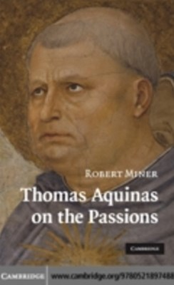 (ebook) Thomas Aquinas on the Passions