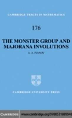 Monster Group and Majorana Involutions