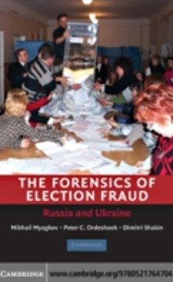 (ebook) Forensics of Election Fraud