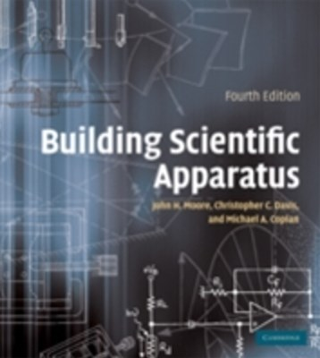 (ebook) Building Scientific Apparatus