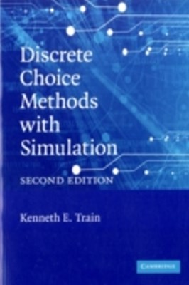 (ebook) Discrete Choice Methods with Simulation
