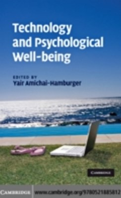 (ebook) Technology and Psychological Well-being
