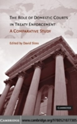 (ebook) Role of Domestic Courts in Treaty Enforcement