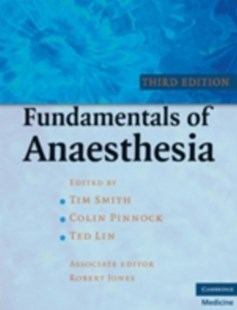 (ebook) Fundamentals of Anaesthesia - Reference Medicine