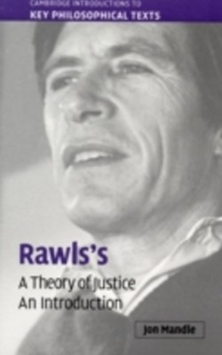 Rawls's 'A Theory of Justice'