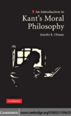 (ebook) Introduction to Kant