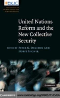(ebook) United Nations Reform and the New Collective Security